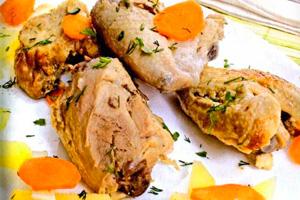 3рецепта курицы вбанке вдуховке— классический, сфруктами икартошкой