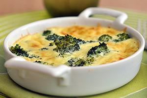 Полезный ипитательный завтрак: готовим омлет сброкколи ицветной капустой