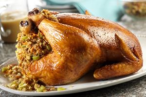 Курица с гречкой в духовке: фаршируем кашей с овощами, грибами, печенью
