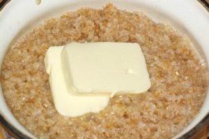 Рецепты пшеничной каши на воде и молоке. Польза и вред продукта