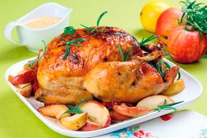 Запекаем курицу вфольге. Простые рецепты икулинарные секреты