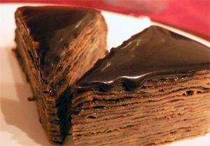 Рецепт блинного торта с 5 видами начинок и секреты правильного блюда!
