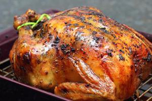 Рецепт фаршированной курицы с рисом в духовке: с овощами, грибами, сухофруктами